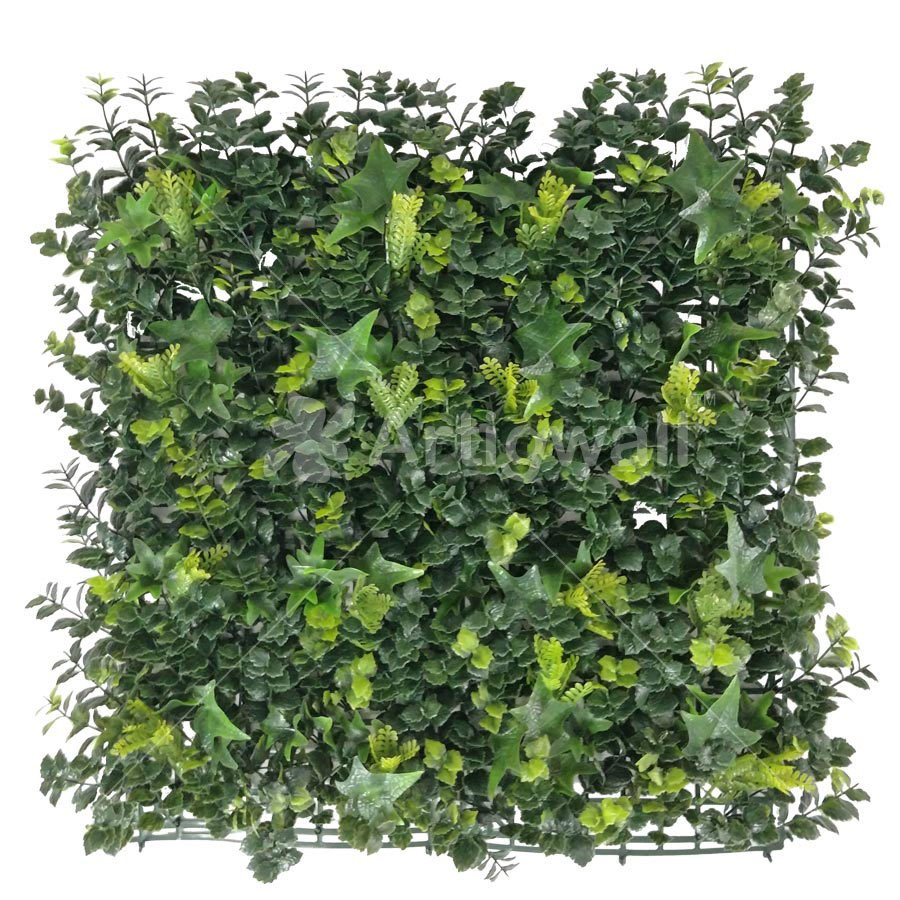 Long Artificial Boxwood Mat Artificial Shrubbery Bushwood