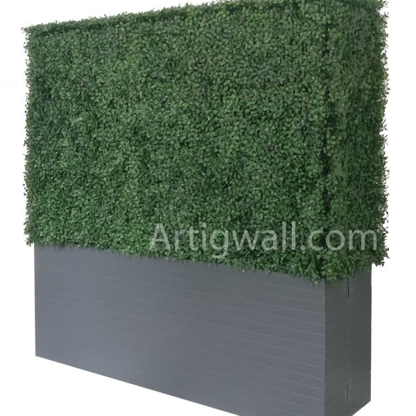 artigwall - artificial hedges
