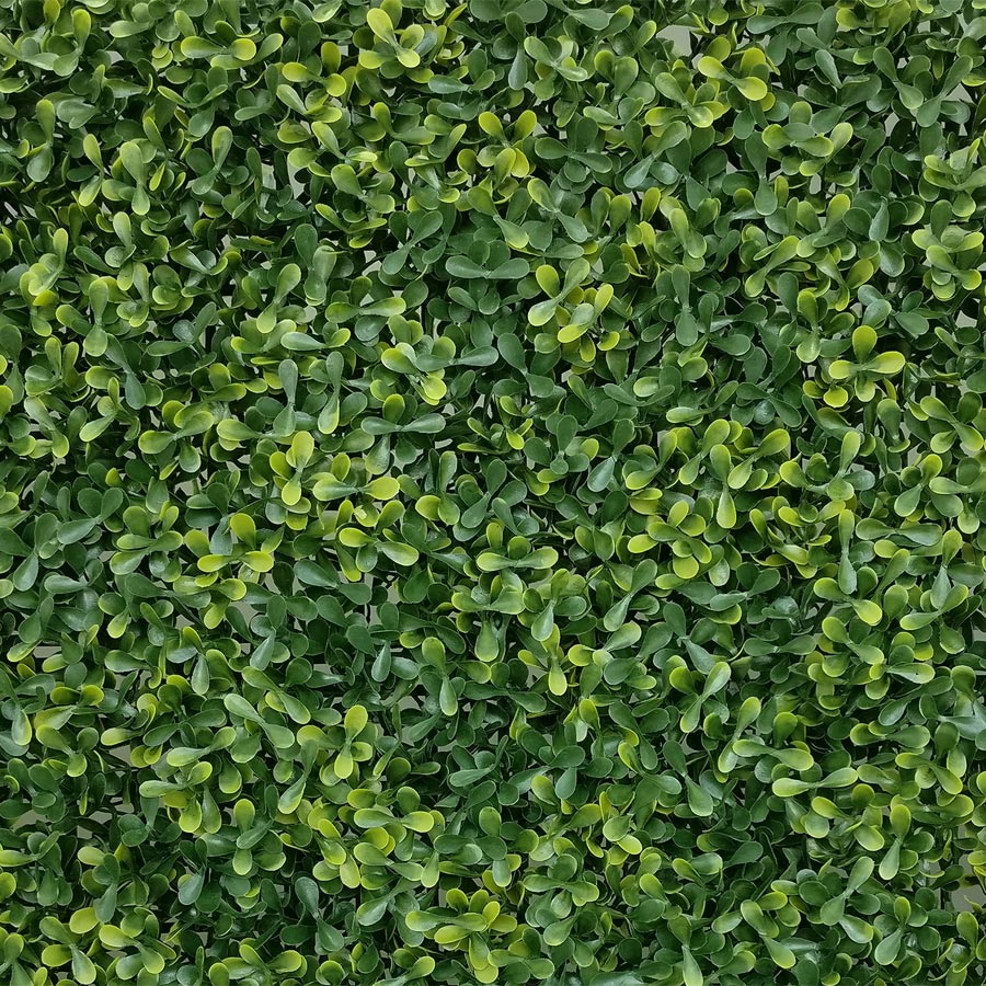 artificial boxwood yellow color panel-1